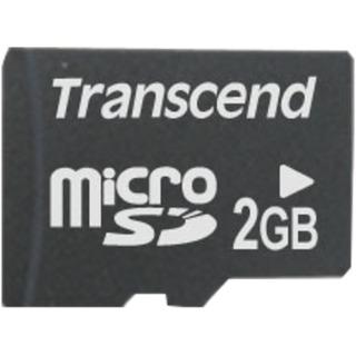 Secure Digital 2048MB 7MB/s Transcend micro Secure Digital