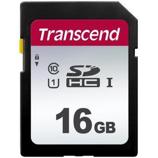 Transcend SD    16GB 45/95 Cl.10SDHC UHSI      TRC schwarz,