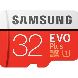 32 GB MicroSDHC Samsung Cl 10 UHS-1 EVO Plus (MB-MC32GA/EU)