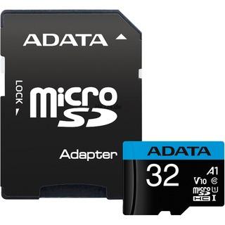 ADATA microSD  32GB Premier  UHS-I  Cl10 | + Adapter