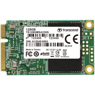Transcend Transcend 128GB 230S 400/550         M.2 SATA 6
