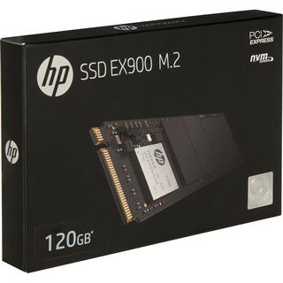 HP SSD 120GB 650/1.9G EX900          M.2 HP M.2 2280, PCIe