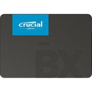 Crucial SSD  240GB 540MB/500 BX500      SA3 CRU schwarz