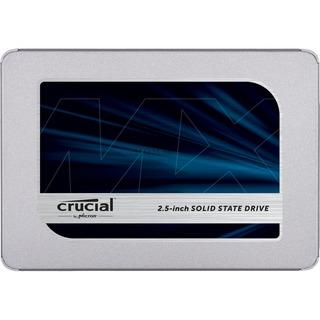 250 GB Crucial SSD 510/560 MX500  SA3 CRU SATA 6