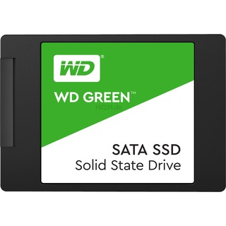 240 GB Western Digital SSD 465/545  Green PC SSD SA3 WES