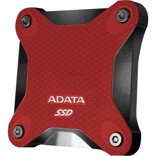 ADATA ADATA SSD  240GB External SD600Q rd U3.1 rot, USB 3.1
