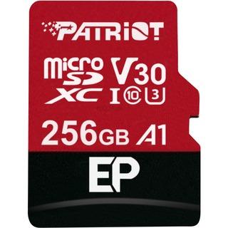 Patriot microSD 256GB EP Series V30 A1   +AD PAT  