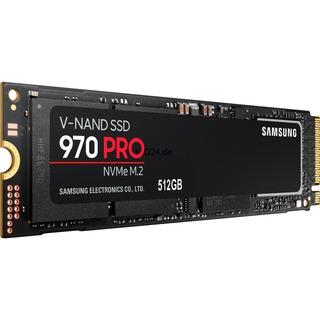 512 GB Samsung 970 PRO M.2 NVMe MZ-V7P512BW Retail
