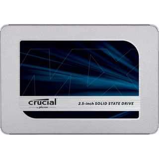 500 GB Crucial SSD 510/560 MX500  SA3 CRU SATA 6