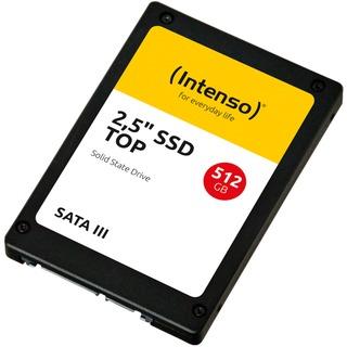 512 GB Intenso Top III 3812450 520MB/490MB