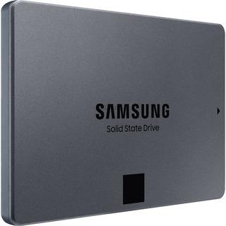 Samsung SSD 2TB 520/550 860 QVO          SA3 SAM grau, SATA
