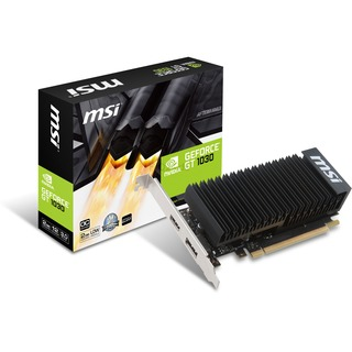 MSI 2GB D5 GT 1030 2GH LP OC | Heatsink HDMI,