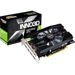 Inno3D 6GB D6  GTX 1660 Compact X1   GeForce GTX 1660