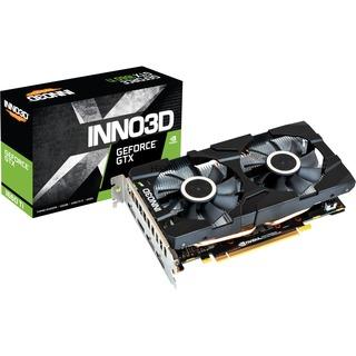 Inno3D 6GB D5  GTX 1660 Ti Twin X2 | GeForce GTX 1660