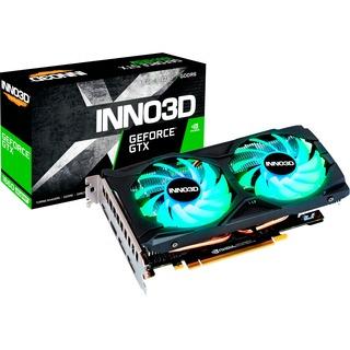 Inno3D 6GB D6  GTX 1660 Super TW. X2 OC RGB | GeForce