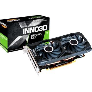 Inno3D 6GB D6  GTX 1660 SUPER Twin X2 | GeForce GTX