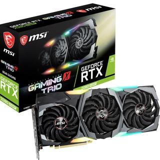 MSI GeForce RTX 2080 SUPER Gaming X Trio, 8GB GDDR6, HDMI, 3