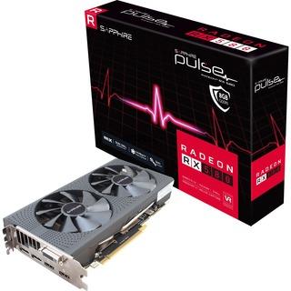 Sapphire RX 580 Pulse          8192MP.PCI-E.DVI.2xHDMI.2xDP