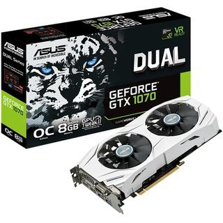 ASUS Dual-GTX1070-O8G (8GB.DVI.HDMI.DP.Active)