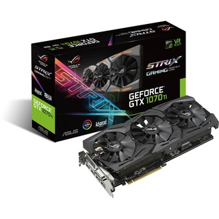 ASUS ROG STRIX-GTX1070 Ti Advanced