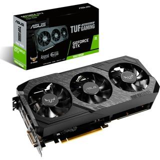 Asus 6GB D6  GTX 1660S TUF 3 A GAMING 1x HDMI, 1x
