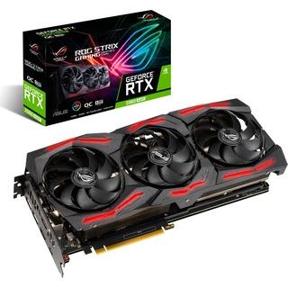 ASUS 8GB RTX2060S ROG-STRIX-RTX2060S-O8G-EVO-GAMING