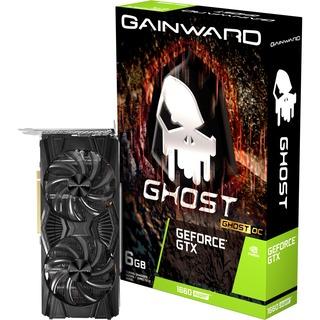 Gainward 6GB GTX 1660 Super Ghost OC HDMI, DisplayPort,