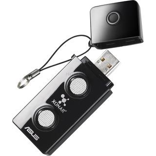 Sounds. ASUS Xonar U3 USB mit Kopfhörerverstärker (b)