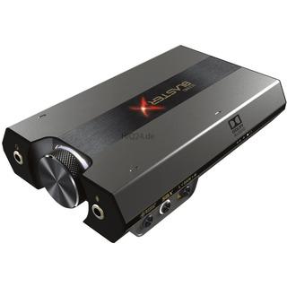 Creative Labs Crea SoundBlaster G6            bk   USB