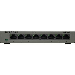 Netzwerkkomponenten Netgear GS308 8-Port Gigabit Switch für