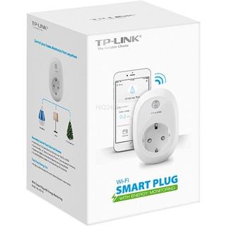 TP-LINK WLAN-Steckdose mit Verbrauchsanzeige HS110 weiß