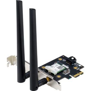 Asus PCE-AX3000 BT5.0 schwarz WLAN-Adapter WLAN 2,4