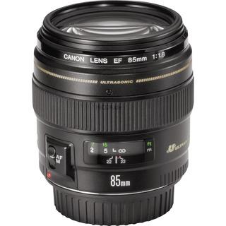 Canon EF 85mm 1:1.8 USM  für Canon-Kameras