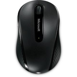Maus Microsoft Wireless Mobile Mouse 4000 (schwarz) schwarz