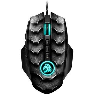 Maus Sharkoon Drakonia II Gaming Laser Maus schwarz 15000dpi