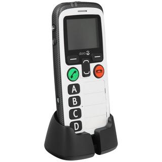 Doro Secure 580, Handy schwarz/weiß
