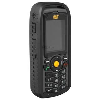 Caterpillar B25 Dual SIM, Handy schwarz 5,1 cm MediaTek