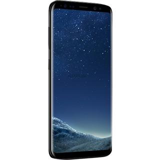 Samsung Galaxy S8 - Smartphone - 12 MP 64 GB - Schwarz