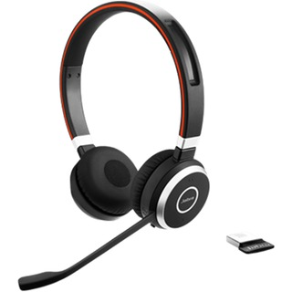 GN Netcom Jabra Evolve 65 MS Duo, Telefon-Headset