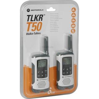 Motorola TLKR T50 weiß/grau
