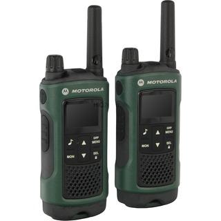 Motorola TLKR T81 Hunter Duo Pack grün, 2 Stück