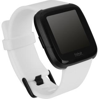 Fitbit Fitbit Versa schwarz/weiß | Fitbit Versa