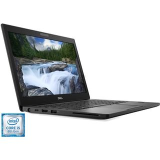 Dell Dell Latitude 7290    i5 8 I     bk W10P | 194XR