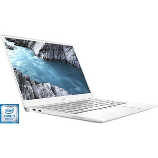 Dell Dell XPS 13 9380      i7  8 I    wh W10H   0X2M7 weiß,