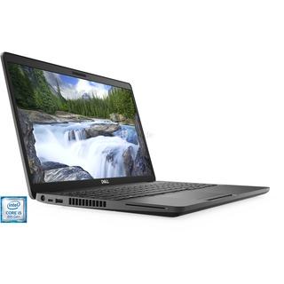 Dell Dell Latitude 5500    i5  8 I    bk W10P schwarz,