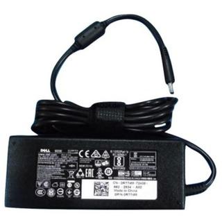 Dell DELL 90-Watt-Netzadapter+Netzkabel schwarz  Steckdose