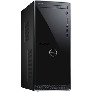 Dell DELL Insp 3670         i5  8 N   bk W10H | 7GCK0