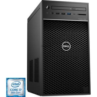 Dell DELL Precision 3630   i7 16  I   bk W10P | 6J77V