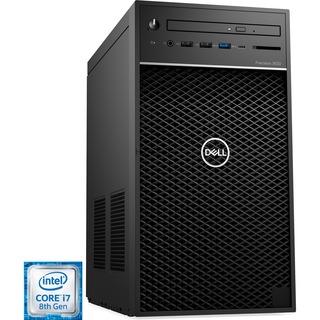 Dell DELL Precision 3630   i7 32  I   bk W10P   7YDHY