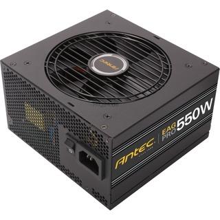 Antec EA550G Pro              550W ATX24 schwarz, 2x